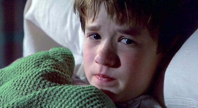 Sesto senso film bambino psicologo infanzia