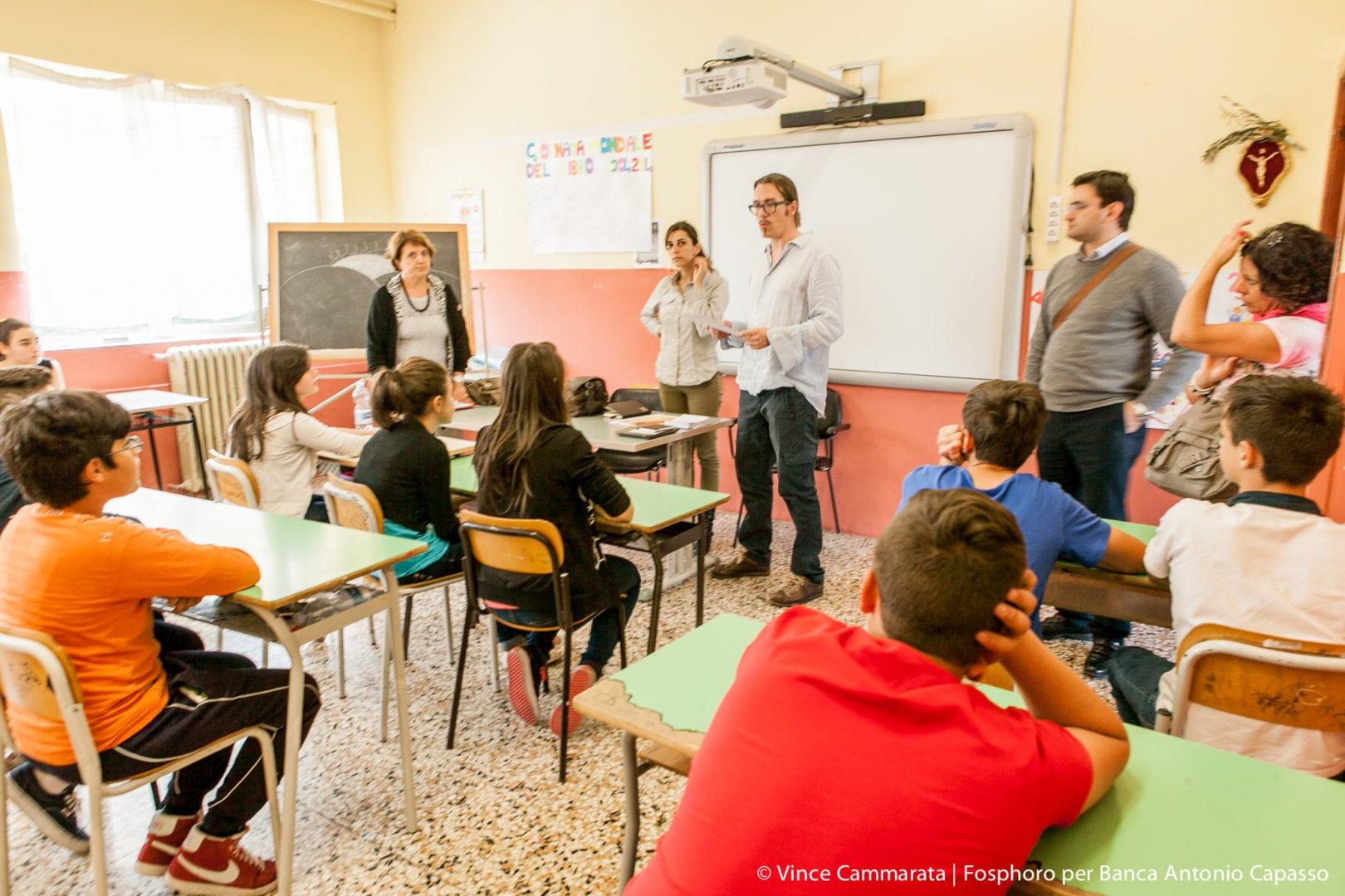 scuola laboratorio territorio narrazione viaggio scrittura bambini